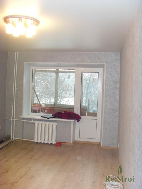 Ремонт квартир под ключ или ремонт комнаты - YouTube